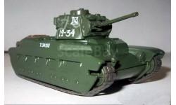 Tank Infantry Mk.II «Matilda II» _ танк _ РТ-061 _ 1:72
