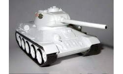 Т-34-85 (зимний камуфляж) _ танк _ РТ-063 _ 1:72