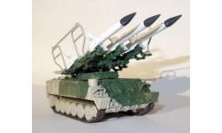 2К12 «Куб» _ зенитно-ракетный комплекс (ЗРК) _ РТ-068 _ 1:72