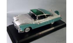 FordCrown Victoria(1955) _ LS-06 _ 1:43, журнальная серия масштабных моделей, 1/43, Legendarne Samochody (Польша)