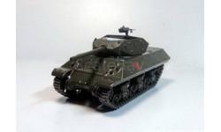 3-in. Gun Motor Carriage M10 _ самоходная артиллерийская установка (САУ) _ РТ-071 _ 1:72, журнальная серия Русские танки (GeFabbri) 1:72, 1/72, Русские танки (Ge Fabbri)