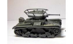 Т-26 обр. 1933 г. _ танк _ РТ-072 _ 1:72, журнальная серия Русские танки (GeFabbri) 1:72, 1/72, Русские танки (Ge Fabbri)