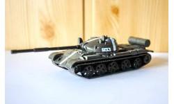 Т-62 _ танк _ РТ-073 _ 1:72, журнальная серия Русские танки (GeFabbri) 1:72, 1/72, Русские танки (Ge Fabbri)