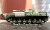 БМП-1 _ боевая машина пехоты _ РТ-075 _ 1:72, журнальная серия Русские танки (GeFabbri) 1:72, 1/72, Русские танки (Ge Fabbri)