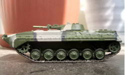 БМП-1 _ боевая машина пехоты _ РТ-075 _ 1:72
