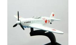 Як-1 _ истребитель _ ЛС-079