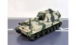 2С3 «Ака́ция» _ самоходная артиллерийская установка (САУ) _ РТ-080 _ 1:72