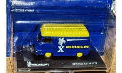 Renault Estafette =Pneu X= _ MICHELIN-09 _ Altaya IXO _ 1:43, журнальная серия масштабных моделей, 1/43