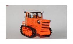 ДТ-75 трактор _ Тр-12 _ 1:43