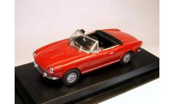Fiat124 Sport Spyder(1967) _ LS-16 _ 1:43