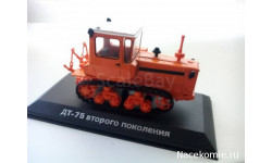 ДТ-75.2 трактор _ Тр-19 _ 1:43