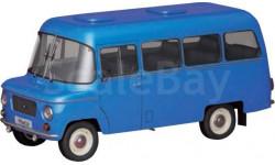 Nysa 522М микроавтобус _ АЛ-205 _ 1:43