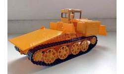 ТДТ-55А трактор _ Тр-27 _ 1:43