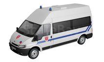 Ford Transit CRS _ ПММ-41 _ 1:43, журнальная серия Полицейские машины мира (DeAgostini), 1/43, Полицейские машины мира, Deagostini
