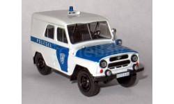 УАЗ-469Б _ ПММ-74 _ 1:43
