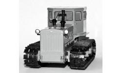 Т-140 трактор _ Тр-40 _ 1:43