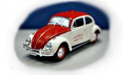 Volkswagen Kafer (Beetle)  _ ПММ-80 _ 1:43