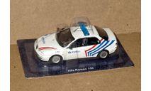 Alfa Romeo 156 _ ПММ-49, журнальная серия Полицейские машины мира (DeAgostini), 1:43, 1/43, Полицейские машины мира, Deagostini