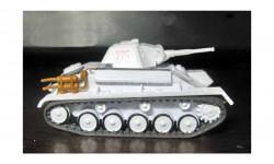 Т-70 _ танк _ РТ-051 _ 1:72, журнальная серия масштабных моделей, 1/72, Eaglemoss