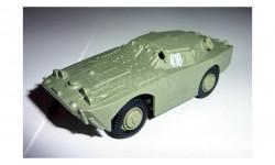 БРДМ-1 _ бронированная разведывательно-дозорная машина _ РТ-054 _ 1:72, журнальная серия масштабных моделей, 1/72, Eaglemoss