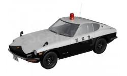 Datsun (Nissan)Fairlady 240Z _ ПММ-05 _ 1:43
