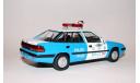 Daewoo Espero _ ПММ-71 _ 1:43, журнальная серия Полицейские машины мира (DeAgostini), 1/43, Полицейские машины мира, Deagostini