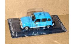 Renault 4L _ ПММ-76, журнальная серия Полицейские машины мира (DeAgostini), 1:43, 1/43, Полицейские машины мира, Deagostini
