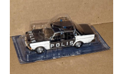 Volvo 164 _ ПММ-77, журнальная серия Полицейские машины мира (DeAgostini), 1:43, 1/43, Полицейские машины мира, Deagostini