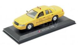 Ford Crown Victoria _ New York 1992  _TS-01 _ Amercom _ 1:43, журнальная серия масштабных моделей, 1/43