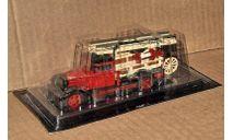 ПМГ-1 (ГАЗ-АА) (пожарная машина ГАЗ - 1) _ АНС-52, журнальная серия Автомобиль на службе (DeAgostini), Автомобиль на службе, журнал от Deagostini, scale43