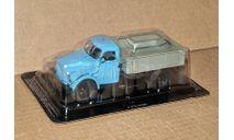 ГАЗ-93Б _сельхоз самосвал _ АНС-75, журнальная серия Автомобиль на службе (DeAgostini), scale43, Автомобиль на службе, журнал от Deagostini