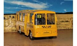 ПАЗ-32053 (РЕСТАЙЛИНГ) маршрутное такси _ Autotime