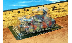 Gepard (Германия 1973) _ ЗСУ _ БММ-20 _ 1:72, журнальная серия Боевые машины мира 1:72 (Eaglemoss collections), 1/72