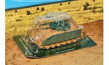 MCV-80 Warrior (Великобритания1985) _ БМП _ БММ-30 _ 1:72, журнальная серия Боевые машины мира 1:72 (Eaglemoss collections), 1/72