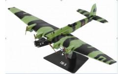Тб-3 _ бомбардировщик _ ЛС-sp-01 _ 1:144, масштабные модели авиации, 1/144, DeAgostini, Туполев