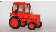 Т-25А трактор _ Тр-010, журнальная серия Тракторы. История, люди, машины (Hachette), scale43