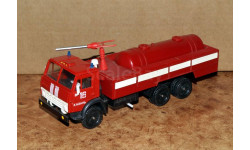 АП-5 Автомобиль Порошкового тушения на шасси КамАЗ-53213 (КамАЗ-53212 пожарный)  _ Элекон  _ Made in USSR