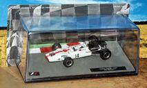 HondaRA300Джон Сертиз1967 _ F1-010, журнальная серия масштабных моделей, scale43, Formula 1 Auto Collection