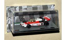 MclarenM23Жиль Вильнев1977 _ F1-021, журнальная серия масштабных моделей, scale43, Formula 1 Auto Collection