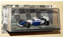 WilliamsFW16Дэймон Хилл1994 _ F1-022, журнальная серия масштабных моделей, scale43, Formula 1 Auto Collection