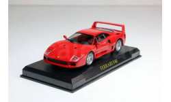 Ferrari  F40 _ Fe-05 _ EURO, журнальная серия Ferrari Collection (GeFabbri), 1:43, 1/43, Ferrari Collection (европейская серия)
