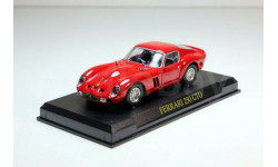 Ferrari  250 GTO (1962) _ Fe-08, журнальная серия Ferrari Collection (GeFabbri), 1:43, 1/43, Ferrari Collection (Ge Fabbri)