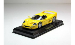 Ferrari  F50 Hard Top _ Fe-12 EURO, журнальная серия Ferrari Collection (GeFabbri), 1:43, 1/43, Ferrari Collection (европейская серия)