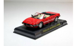Ferrari  Mondial Cabriolet _ Fe-38, журнальная серия Ferrari Collection (GeFabbri), 1:43, 1/43, Ferrari Collection (Ge Fabbri)