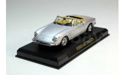 Ferrari  330 GTS _ Fe-40, журнальная серия Ferrari Collection (GeFabbri), 1:43, 1/43, Ferrari Collection (Ge Fabbri)