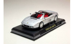 Ferrari  348 TS _ Fe-41, журнальная серия Ferrari Collection (GeFabbri), 1:43, 1/43, Ferrari Collection (Ge Fabbri)