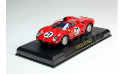 Ferrari  250 P racing _ Fe-43, журнальная серия Ferrari Collection (GeFabbri), 1:43, 1/43, Ferrari Collection (Ge Fabbri)