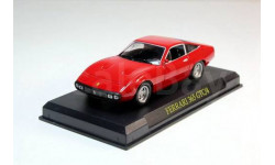 Ferrari  365 GTC/4 _ Fe-46, журнальная серия Ferrari Collection (GeFabbri), 1:43, 1/43, Ferrari Collection (Ge Fabbri)