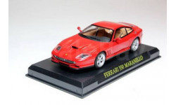 Ferrari  550 Maranello _ Fe-47, журнальная серия Ferrari Collection (GeFabbri), 1:43, 1/43, Ferrari Collection (Ge Fabbri)