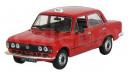 FIAT FSO 125P Taxi _ такси _ PRL-s26 _ 1:43, журнальная серия Kultowe Auta PRL-u (Польша), 1/43, DeAgostini-Польша (Kultowe Auta)